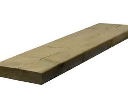 Full Pallet 10×2 (47×250) C24 Treated Timber (40 pieces) – 4.8m | BULK DEAL